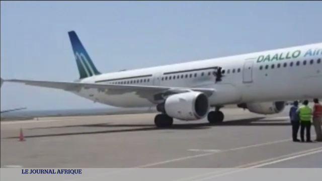 L'attentat contre l'avion de Daallo Airlines