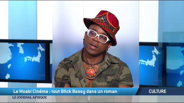 Le premier livre de Blick Bassy