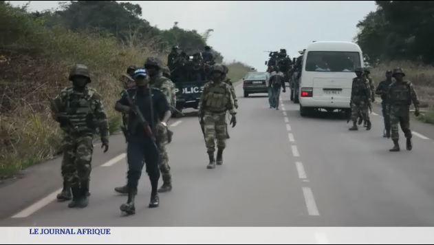 Congo-Brazzaville : violences dans le Pool
