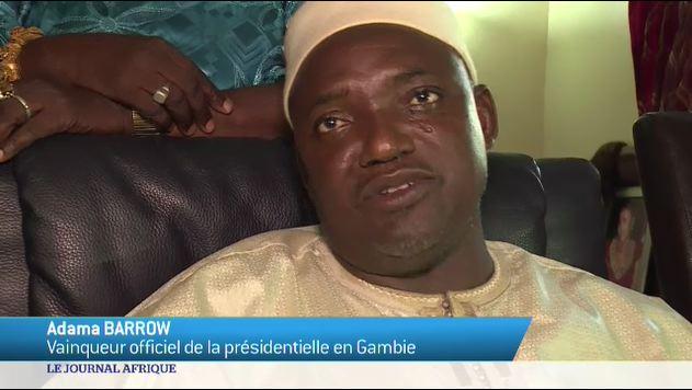 Gambie : Yahya Jammeh battu