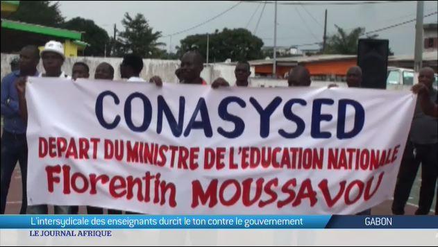 Gabon : l'intersyndicale des enseignants durcit le ton contre le gouvernement