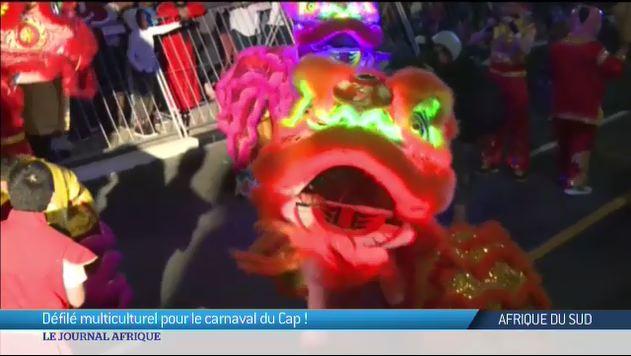 Afrique du Sud : Carnaval du Cap
