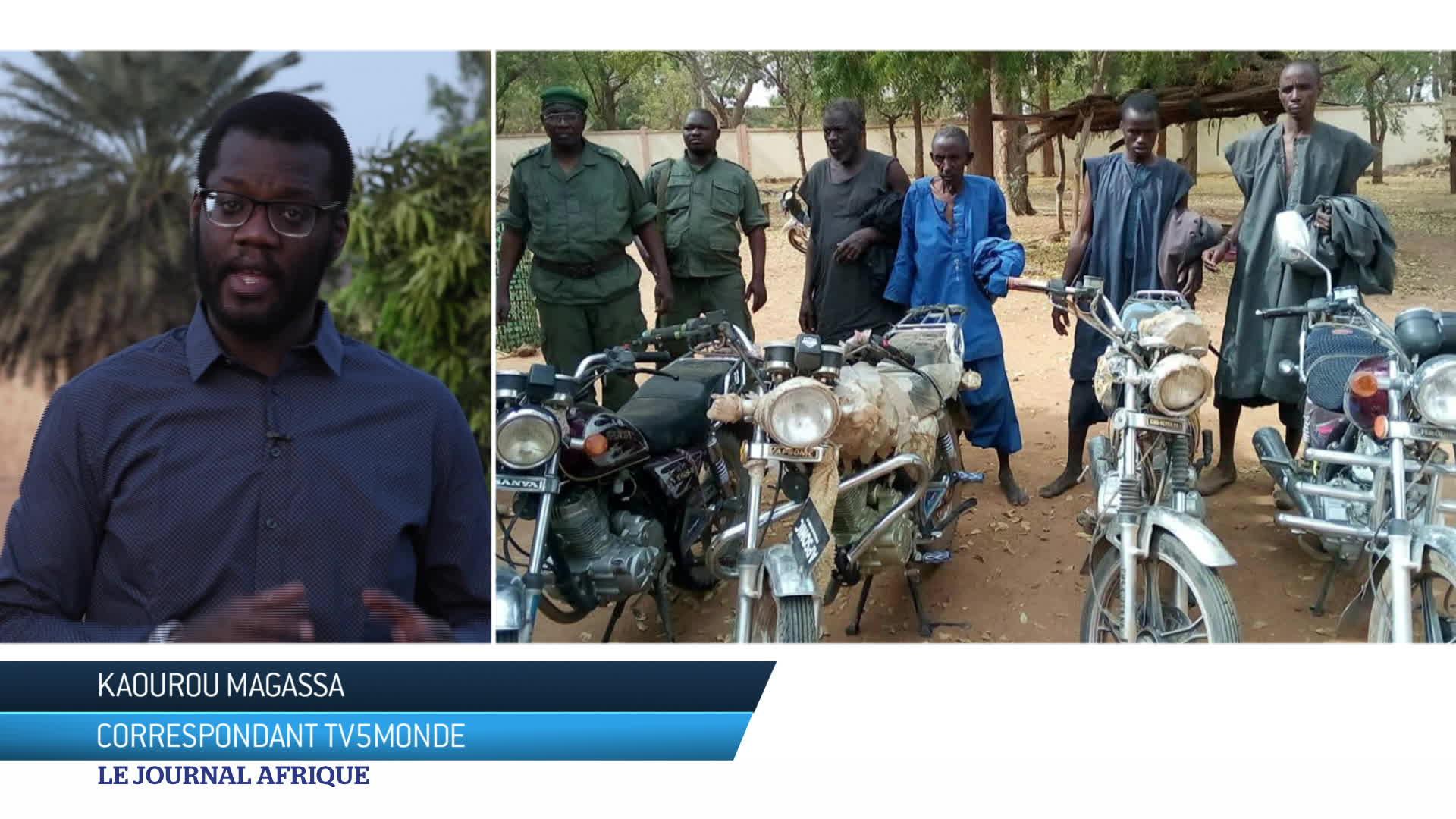 La circulation des motos interdite au Mali