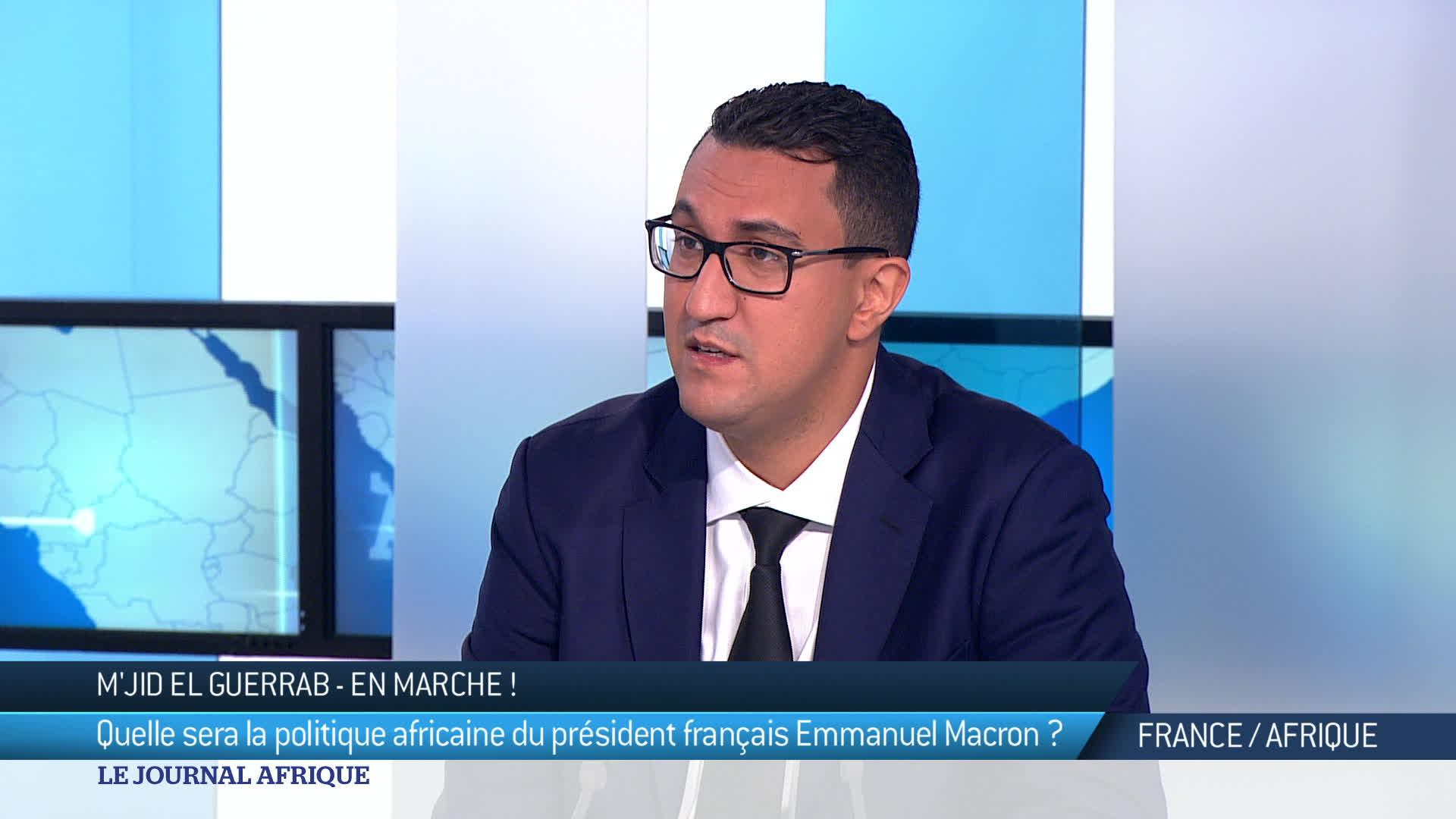 Emmanuel Macron et l'Afrique