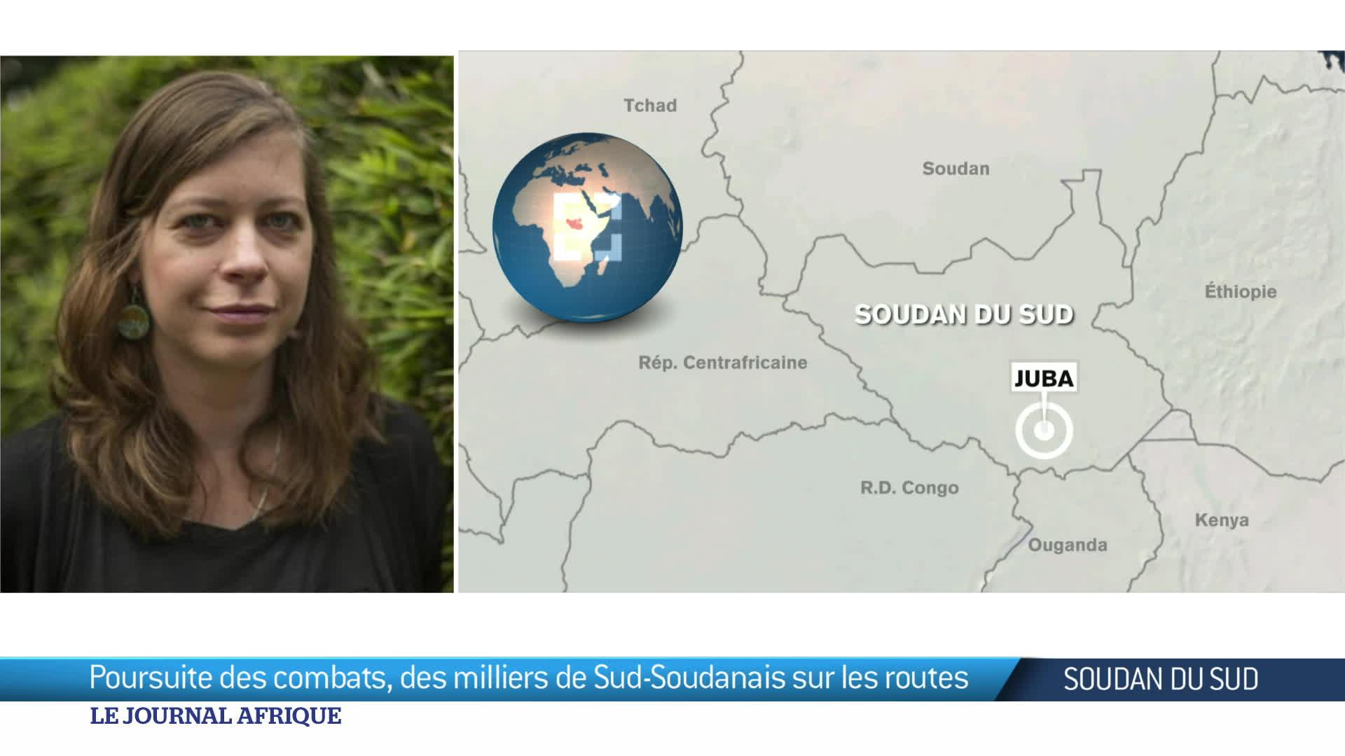 Soudan les Sud : les violences se poursuivent