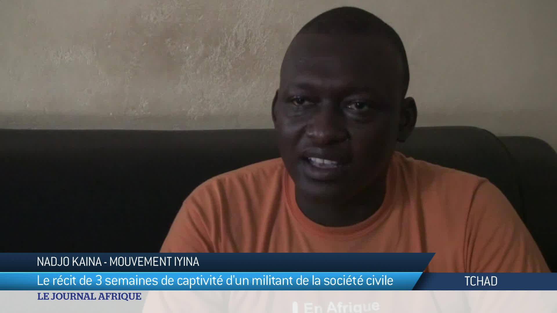 Tchad : Nadjo Kaina sort de son silence