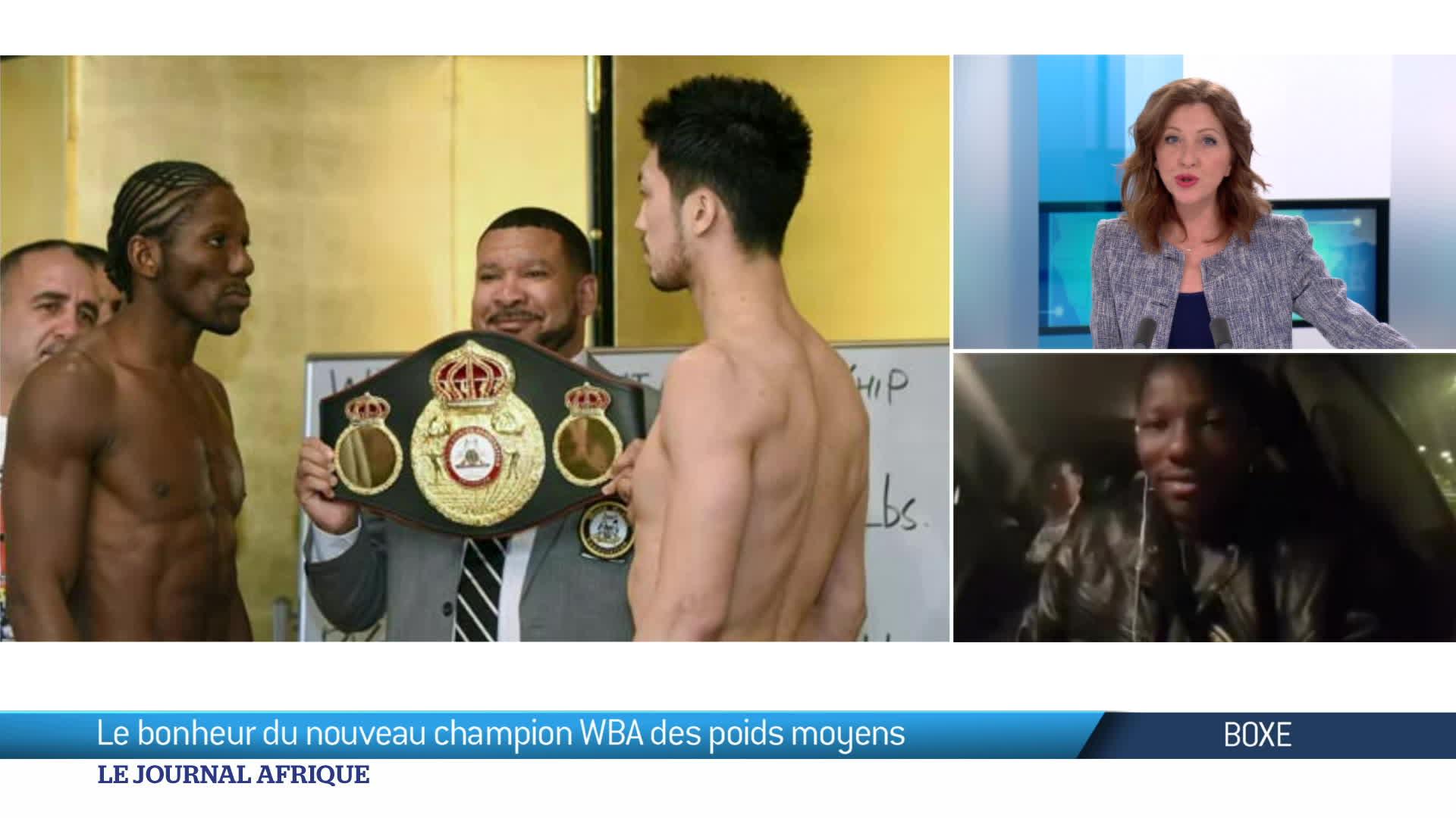 Boxe : retour sur la victoire, ce weekend, d'Hassam nDam