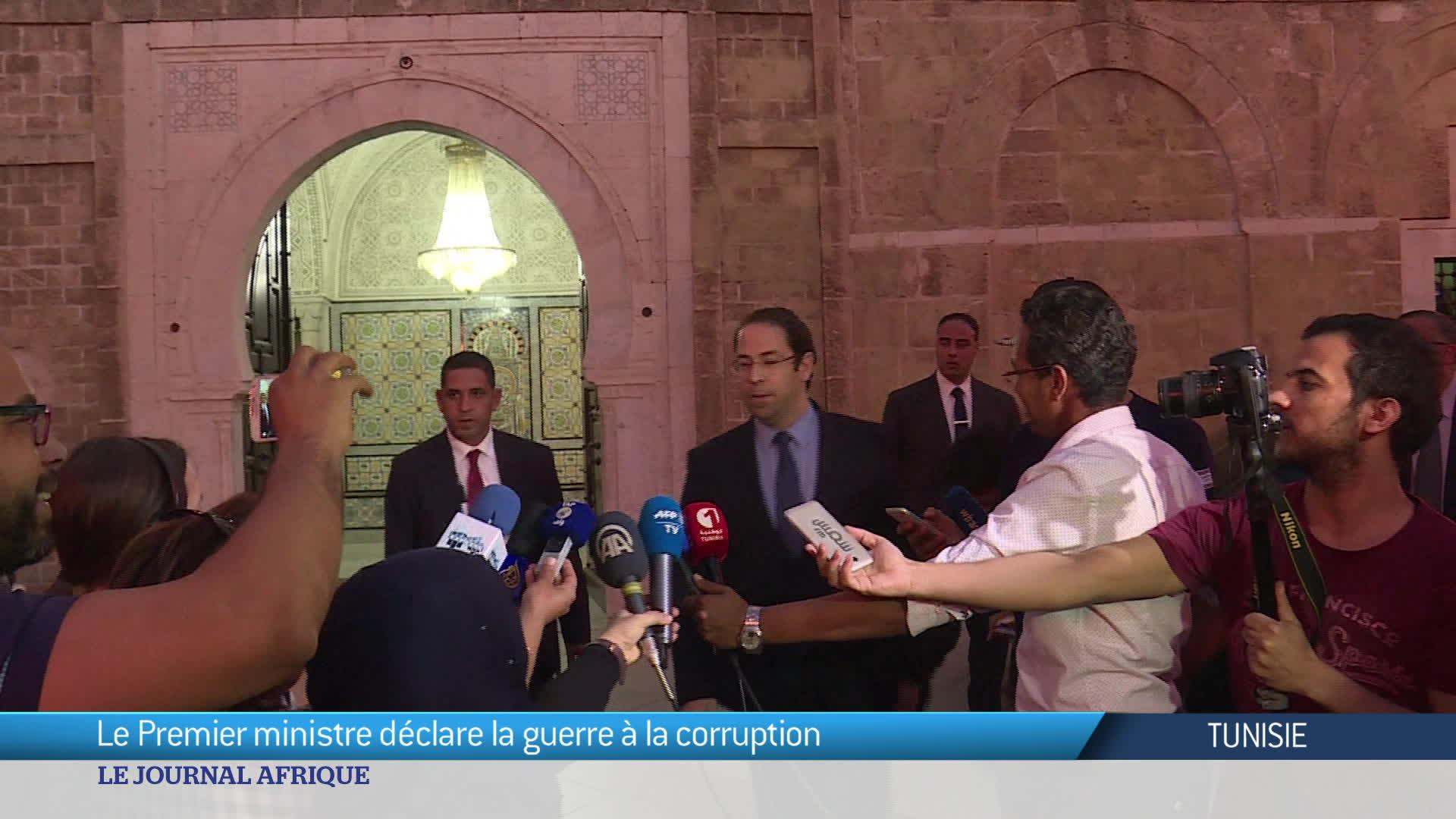 Coup de filet historique en Tunisie
