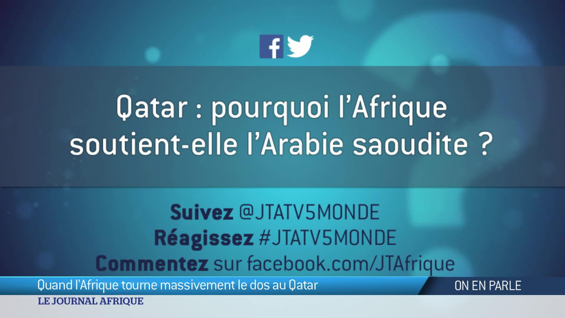 On en parle : quand l'Afrique tourne massivement le dos au Qatar