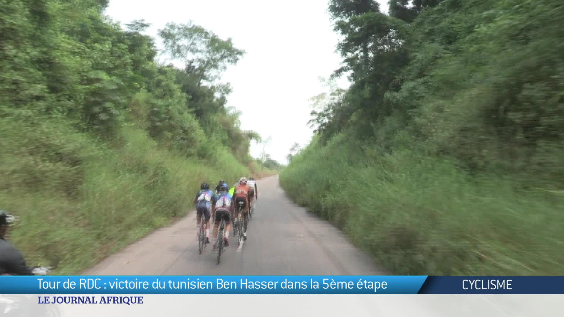 Cyclisme : Tour de la RDC