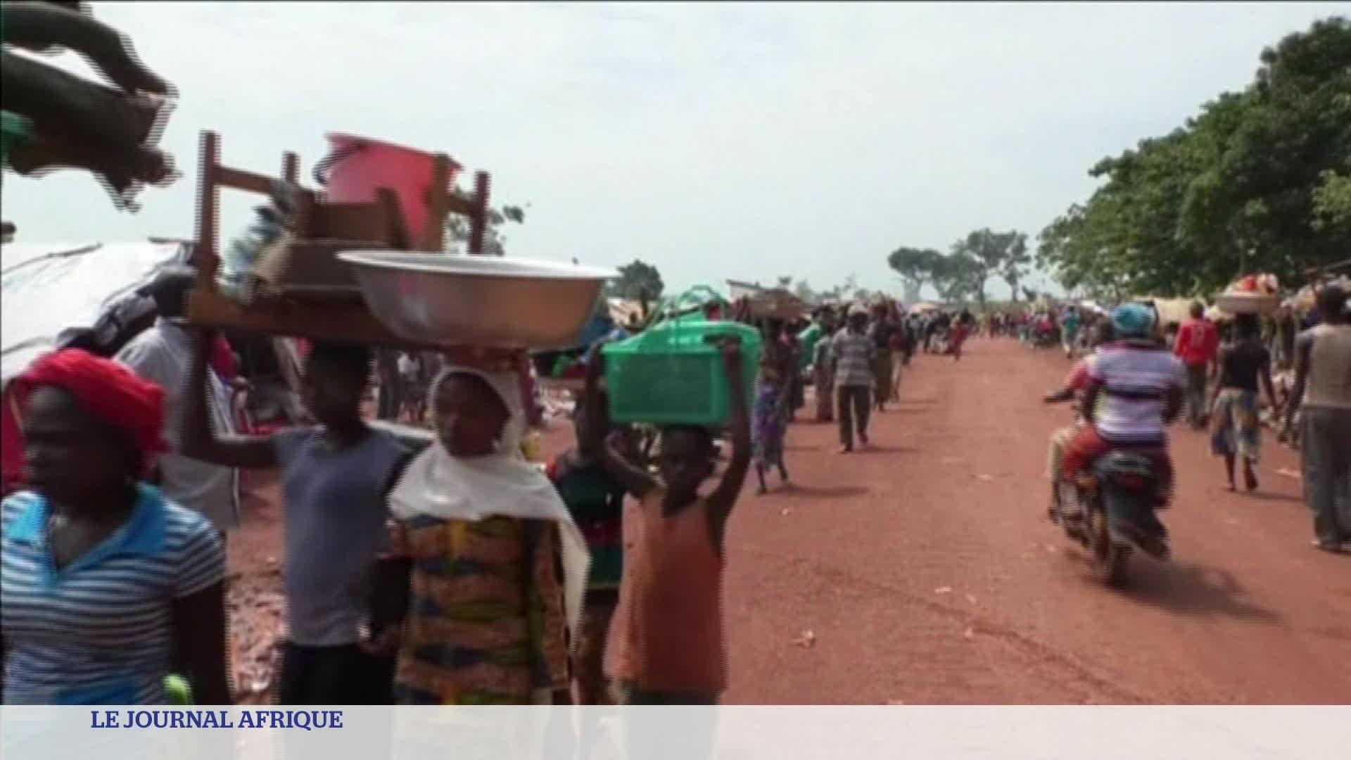 Centrafrique : la ville de Bria compte ses morts