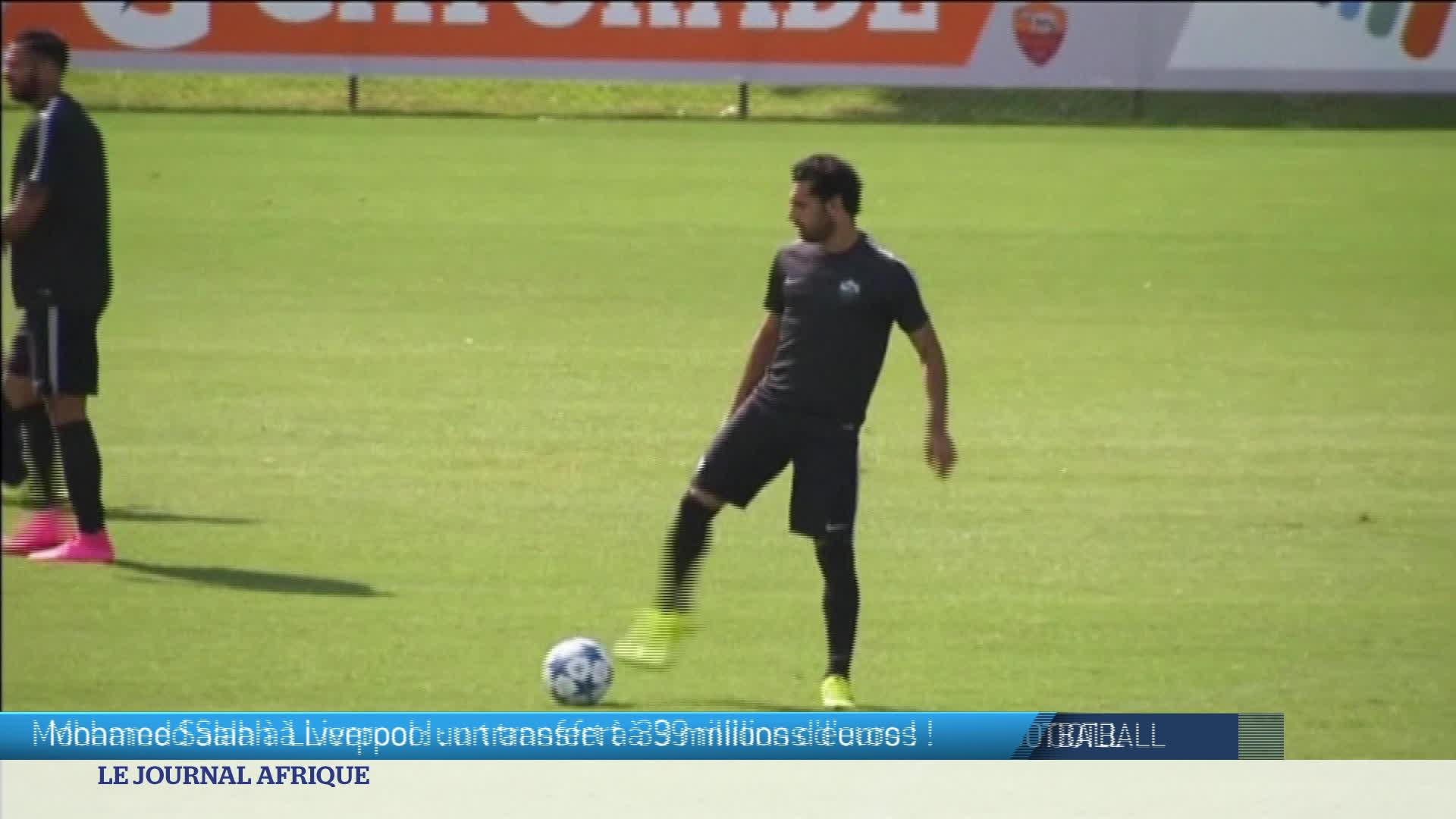 Football : un beau transfert pour Mohamed Salah