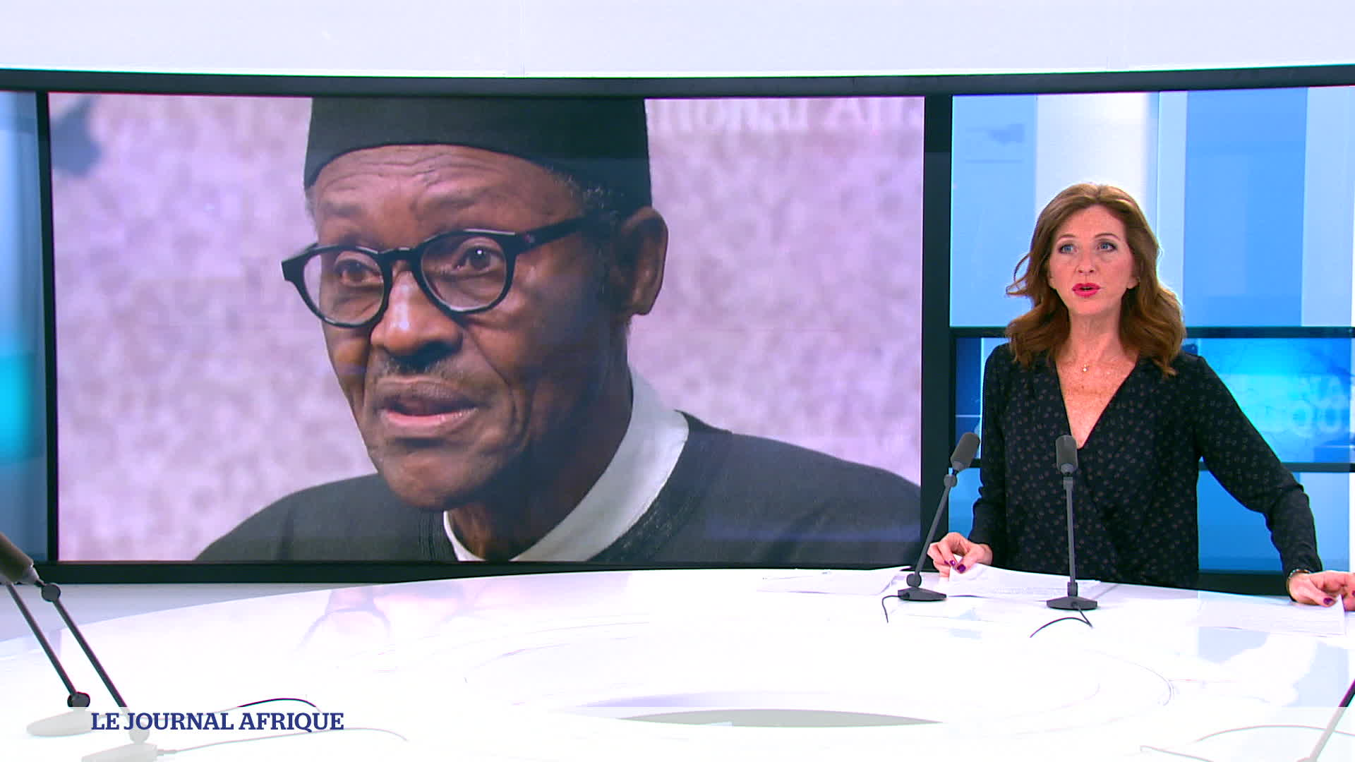 Nigeria : Buhari toujours absent du pays