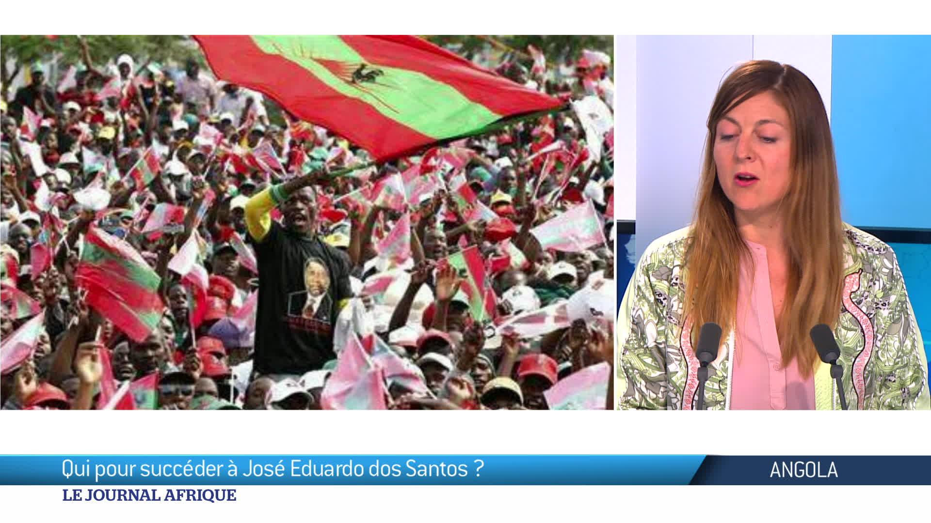 Angola : succession de dos Santos