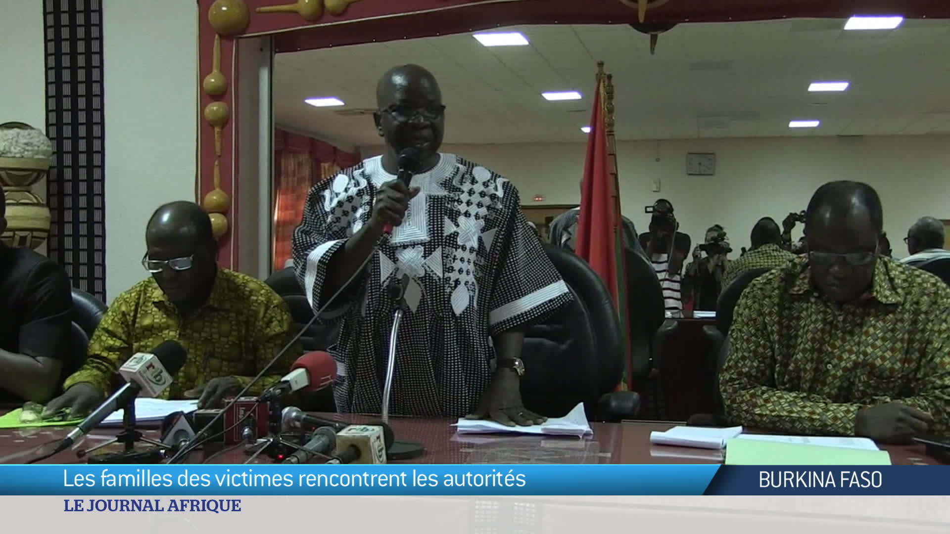 Burkina Faso : le pays panse ses plaies