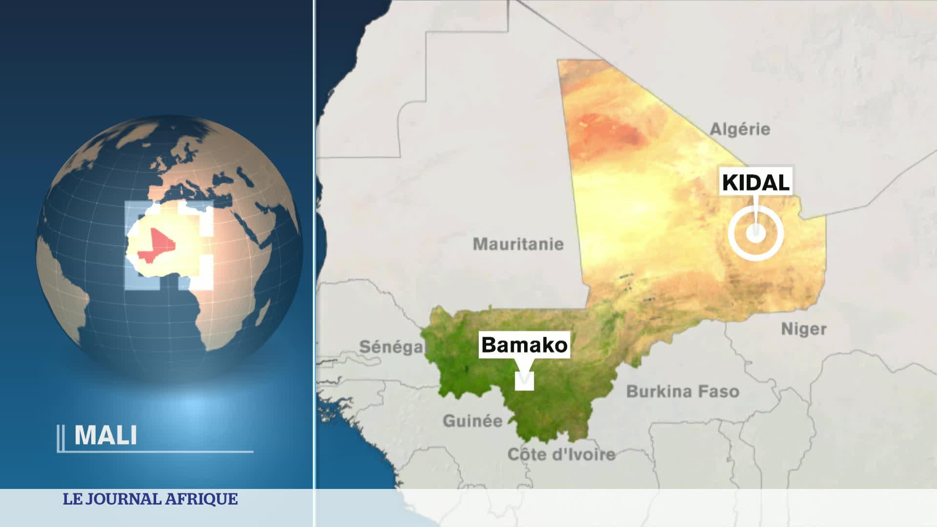 Attaques au Mali