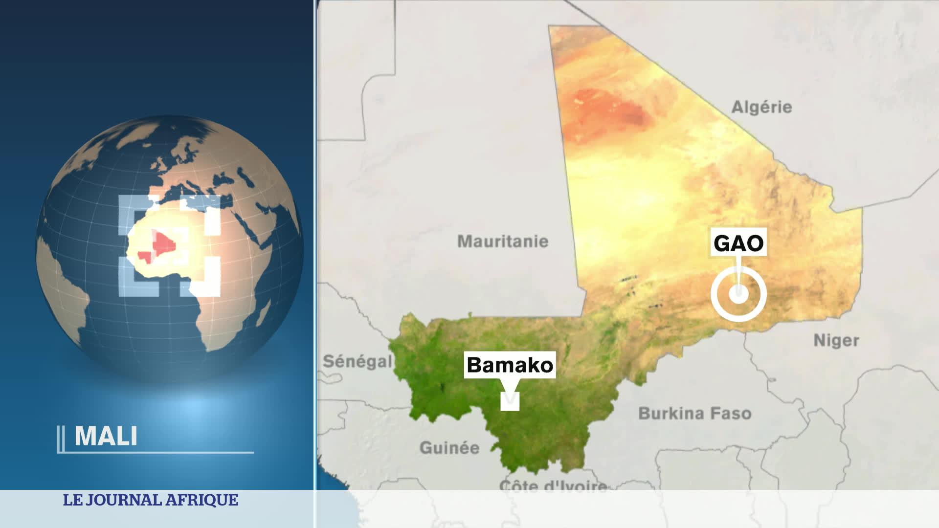 Mali : morts de casques bleus