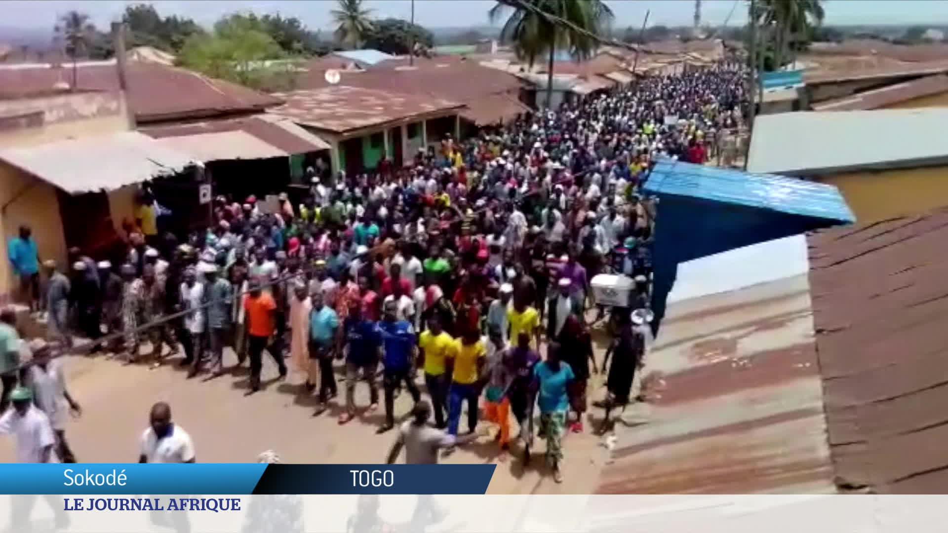 Togo : le dernier avertissement de l'opposition