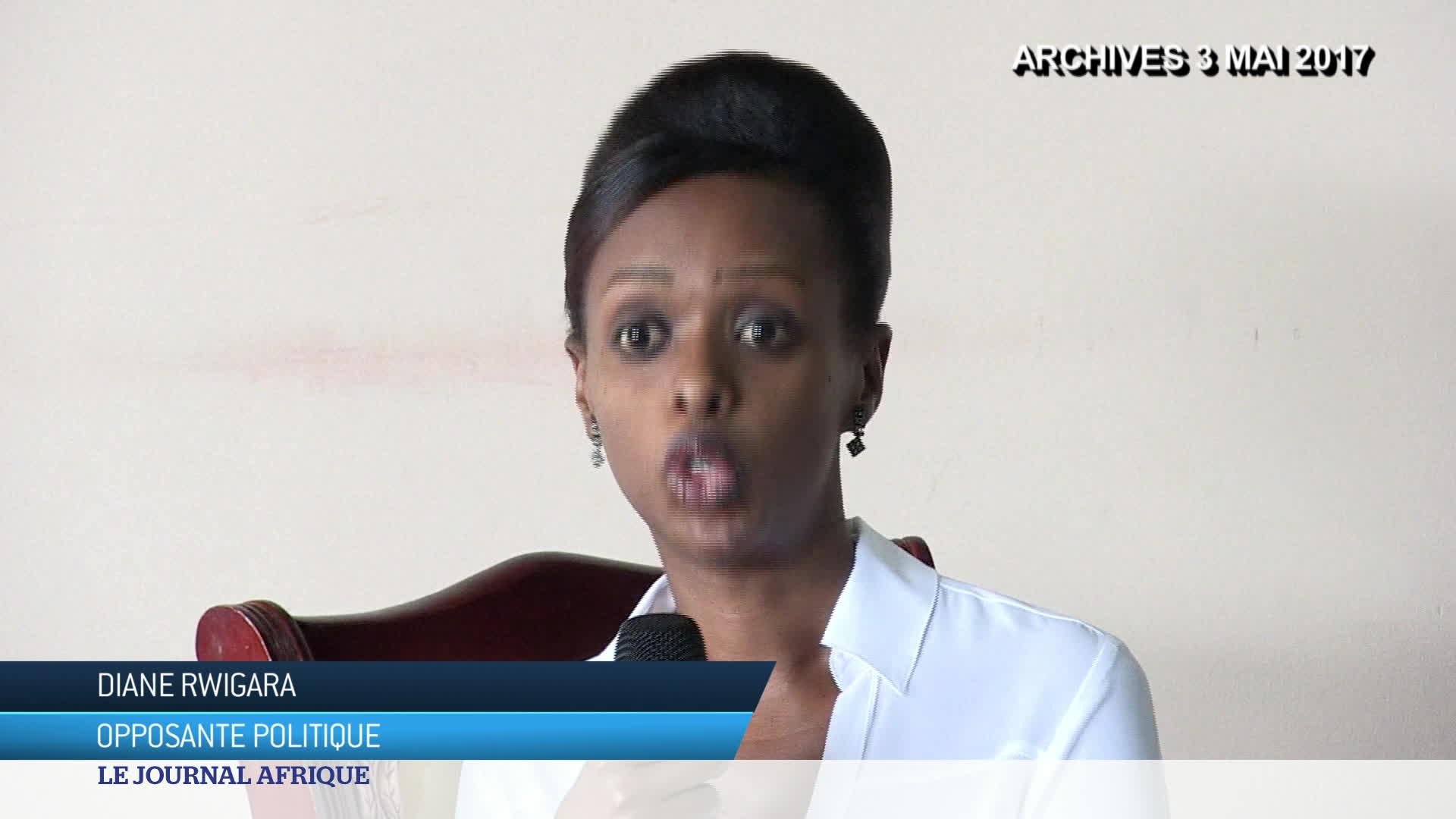 Rwanda : portrait de Diane Rouigara