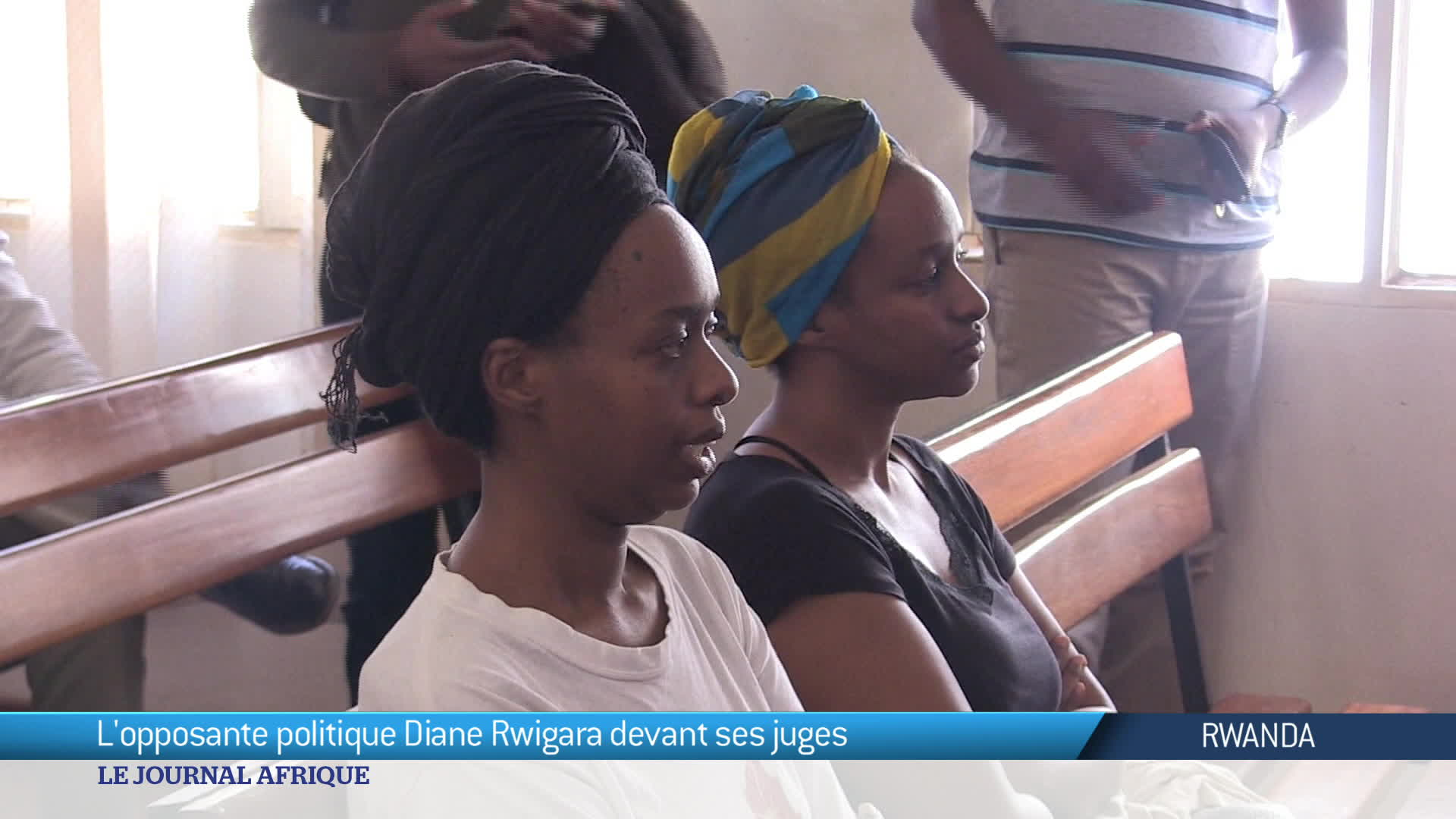 Rwanda : l'opposante politique Diane Rwigara devant ses juges