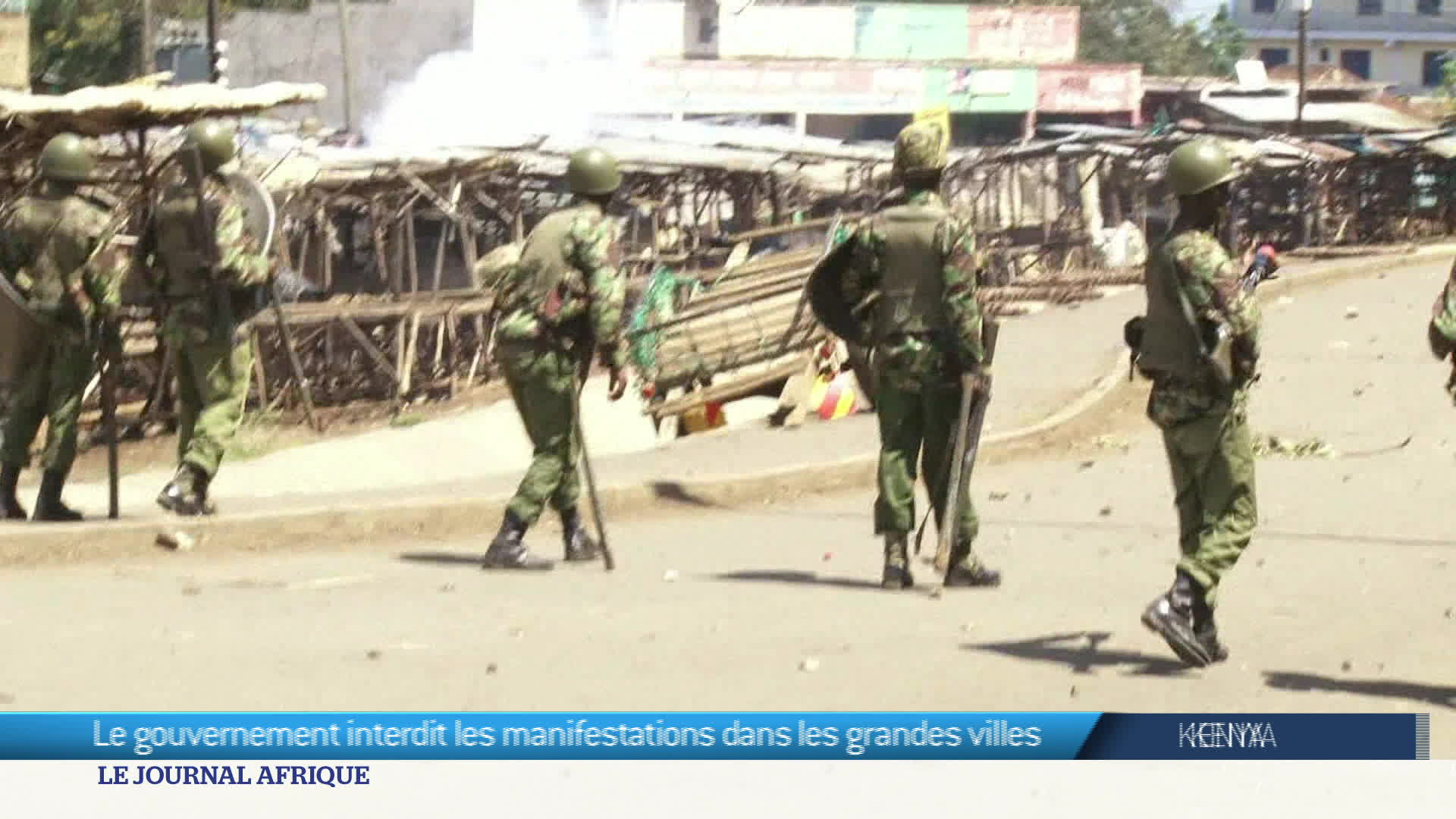 Kenya : la tension reste palpable