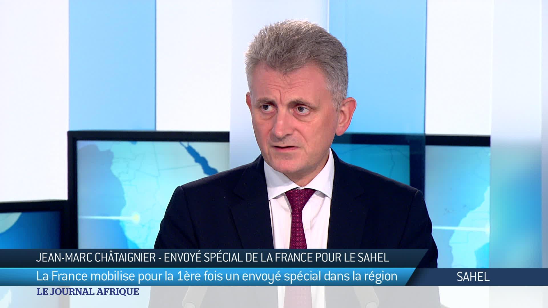 La politique pour la France au Sahel