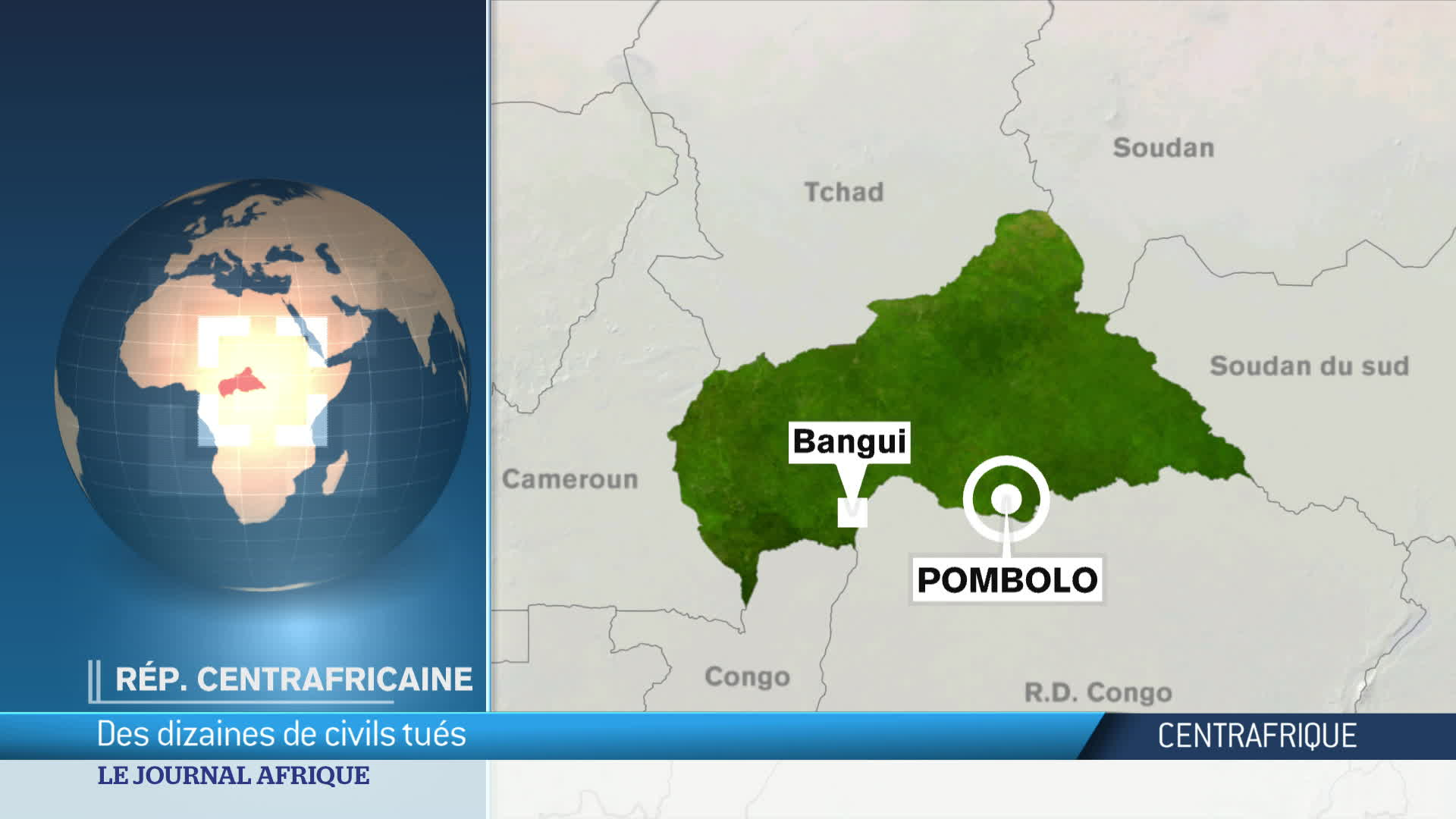 Violences en Centrafrique