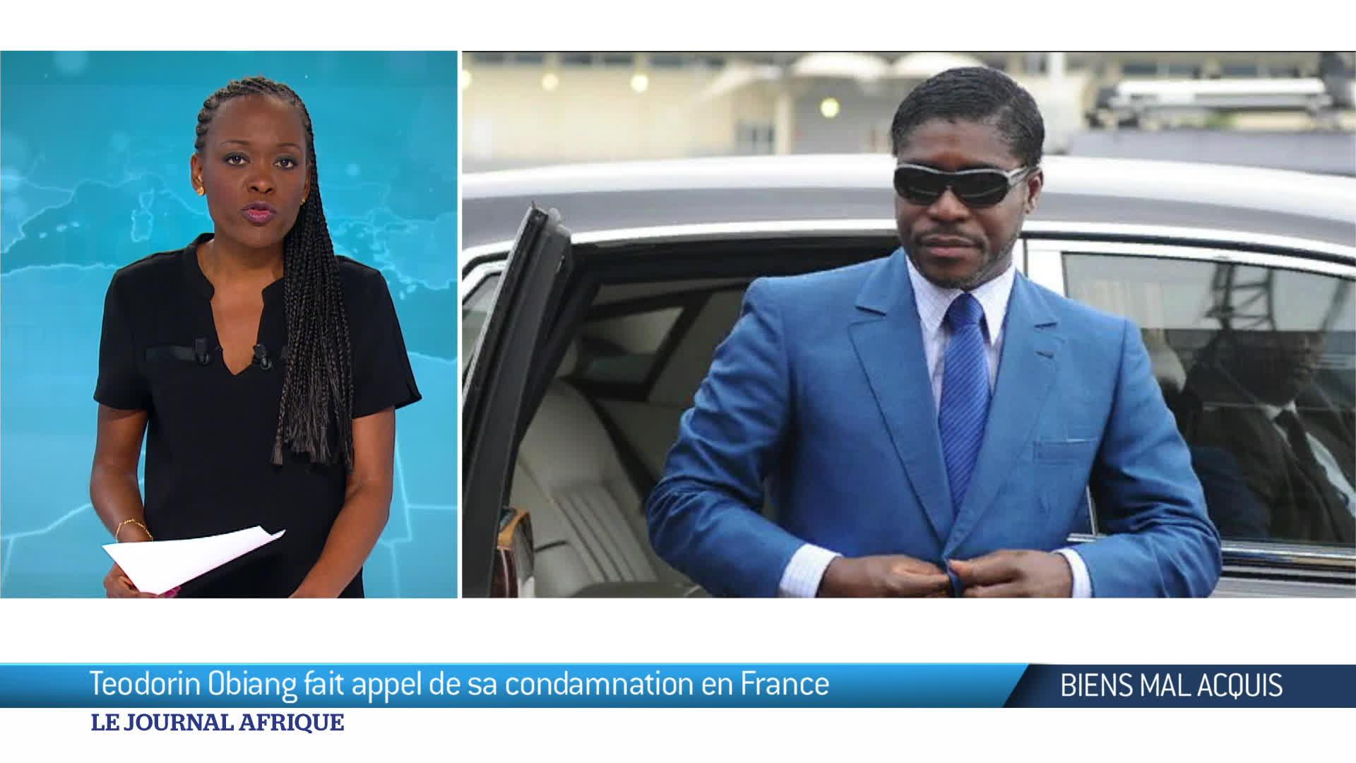 """""""Biens mal acquis"""" : Teodorin Obiang a fait appel de sa condamnation en France"""