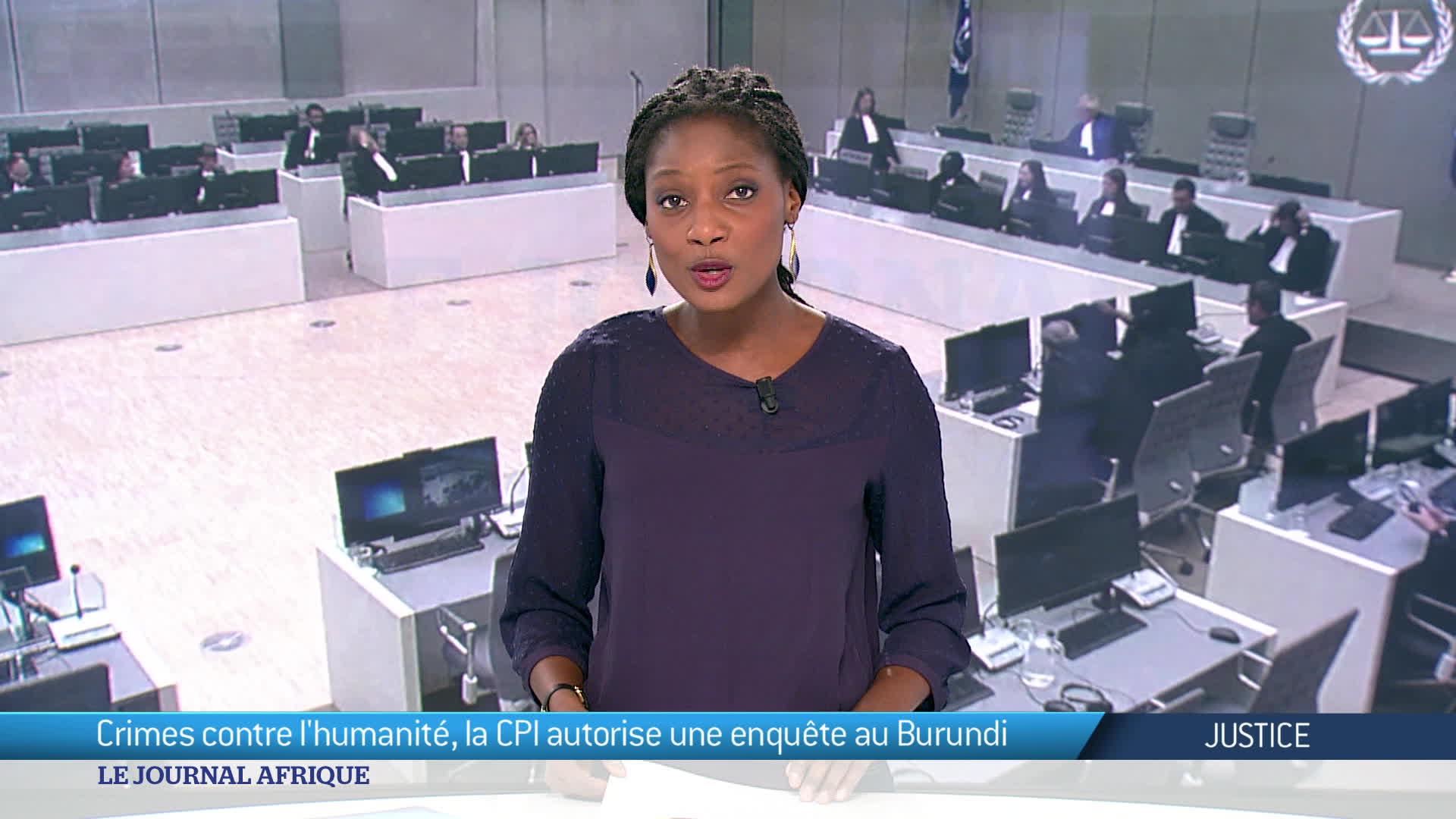 Burundi : le pays est dans le viseur de la CPI