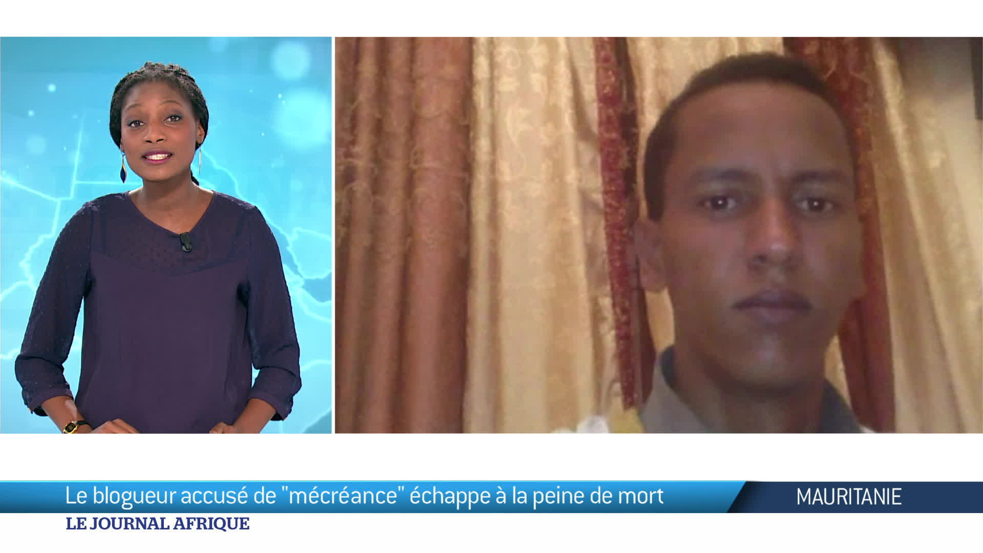 Mauritanie : le blogueur Mohamed Ould Mkeitir est un homme libre !