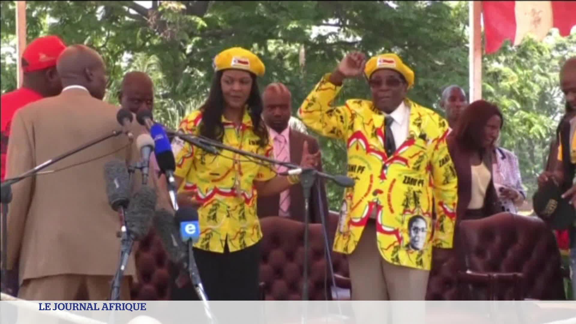 Zimbabwe : la risposte s'organise contre Grace Mugabe