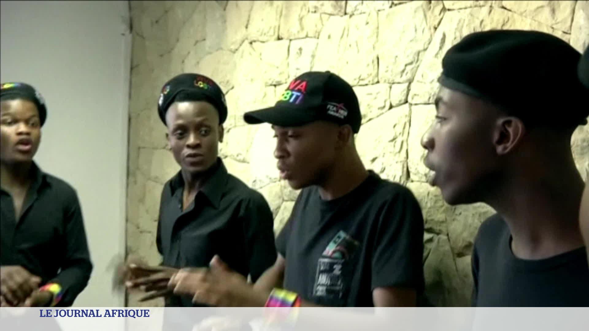 Une chorale pour ouvrir l'esprit en Afrique du Sud