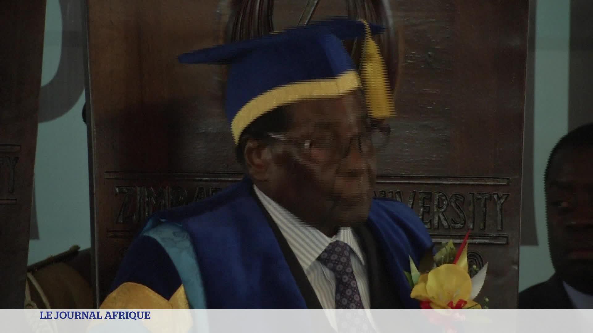 L'incertitude autour de Mugabe au Zimbabwe