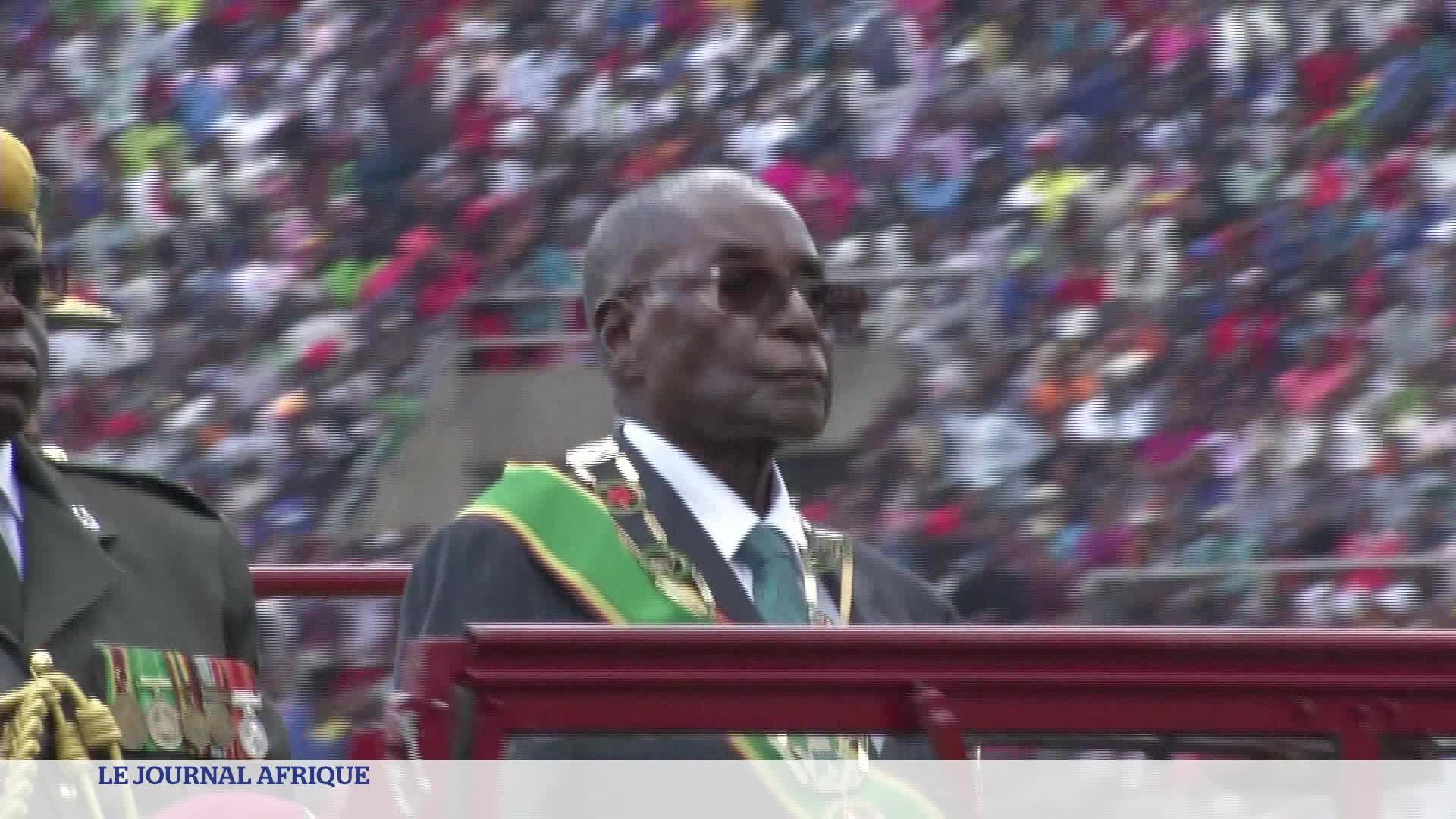 Zimbabwe : l'histoire en marche!