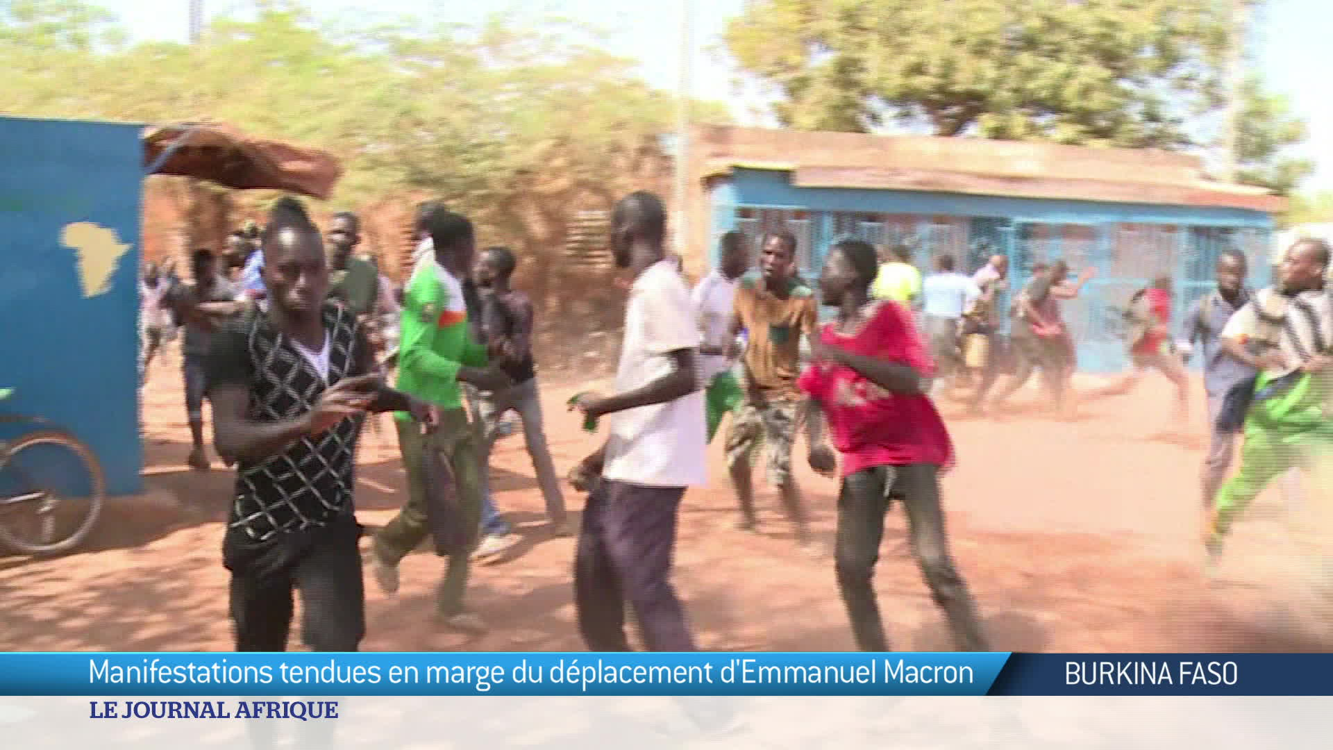 Burkina Faso : le grand oral d'Emmanuel Macron