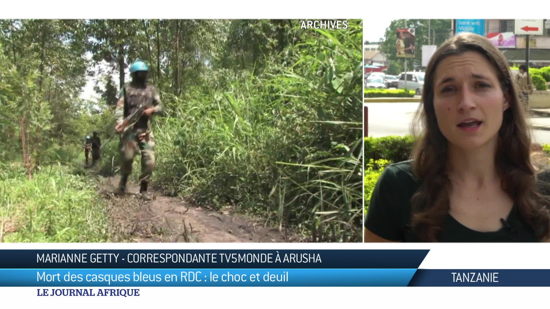RDC : Attaque contre la Monusco